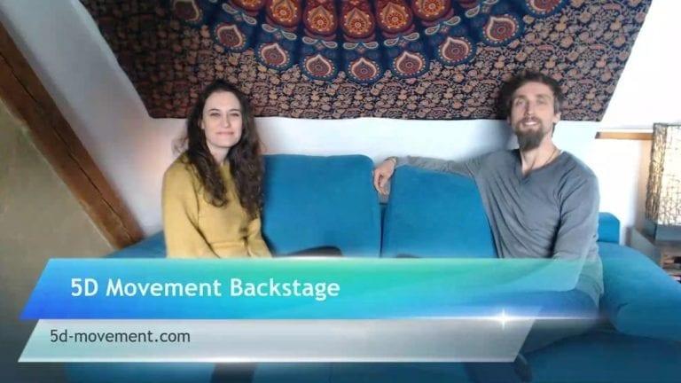 5D Movement Backstage - Video Thumbnail
